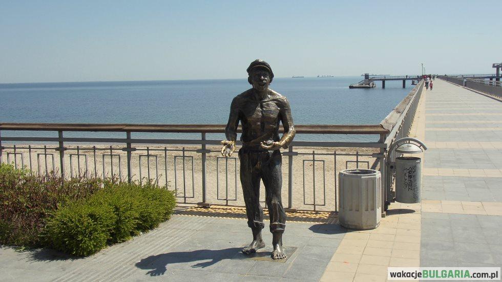 Pomnik Rybaka Burgas