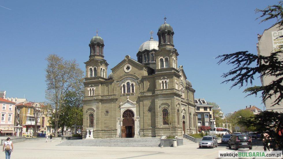 Cerkiew Św. Cyryla i Metodego w Burgas