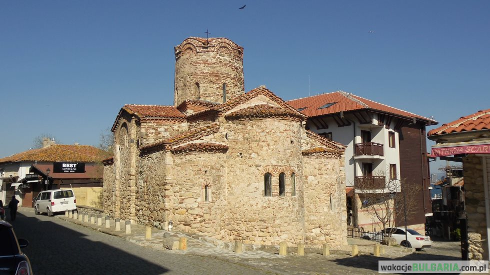 Cerkiew Jana Chrzciciela Nesebar