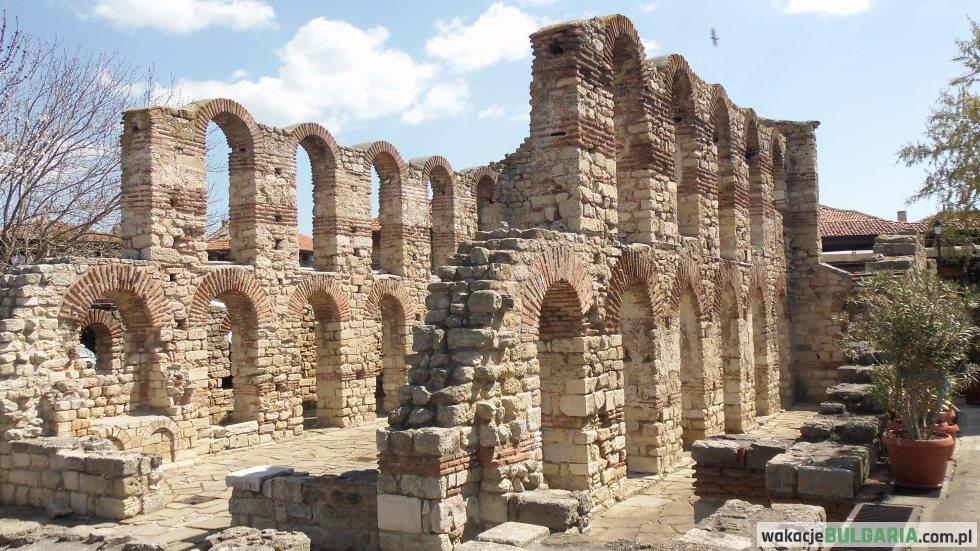 Cerkiew Św. Zofii w Nesebyrze