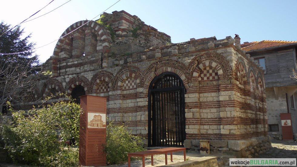 Cerkiew archaniołów Michała i Gabriela Nesebyr