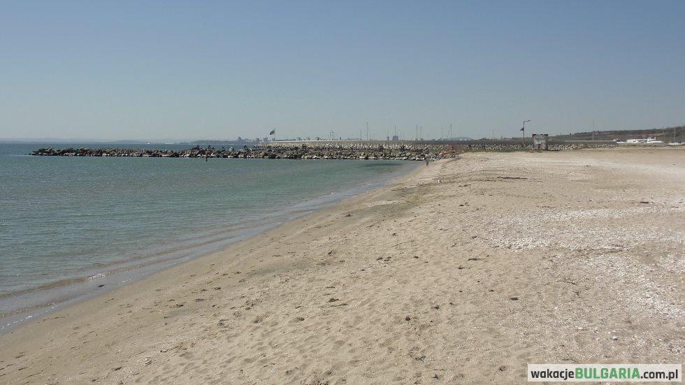 Plaża w Sarafowie