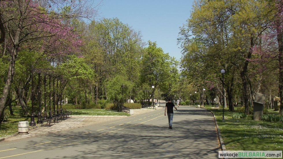 Park Primorski Burgas