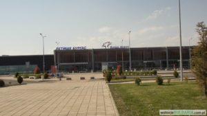 Lotnisko Burgas - Sarafowo