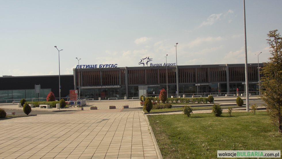Lotnisko Burgas – port lotniczy Burgas – Sarafowo
