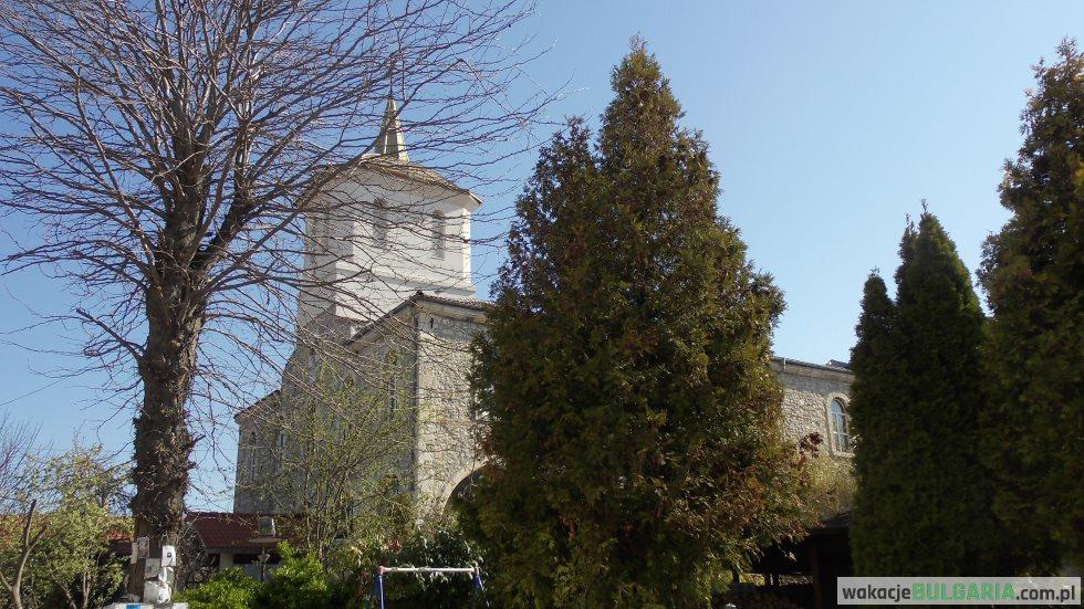Nesebyr - Cerkiew Wniebowzięcia Najświętszej Maryi Panny