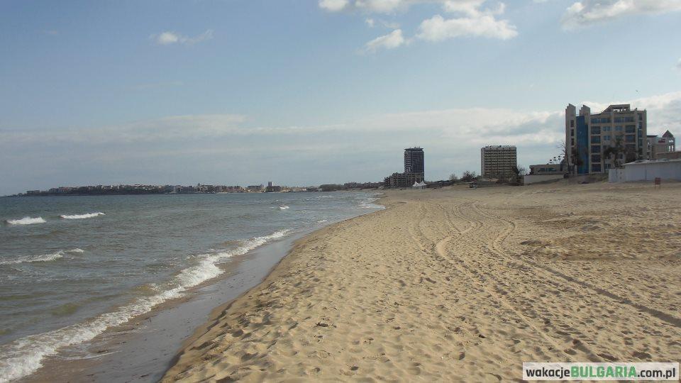 Plaża - Słoneczny Brzeg
