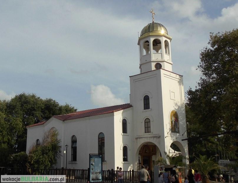 Sozopol - cerkiew św i św Xyryla i Metodego