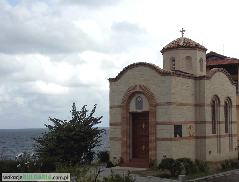 Sozopol - kaplica św. Jerzego