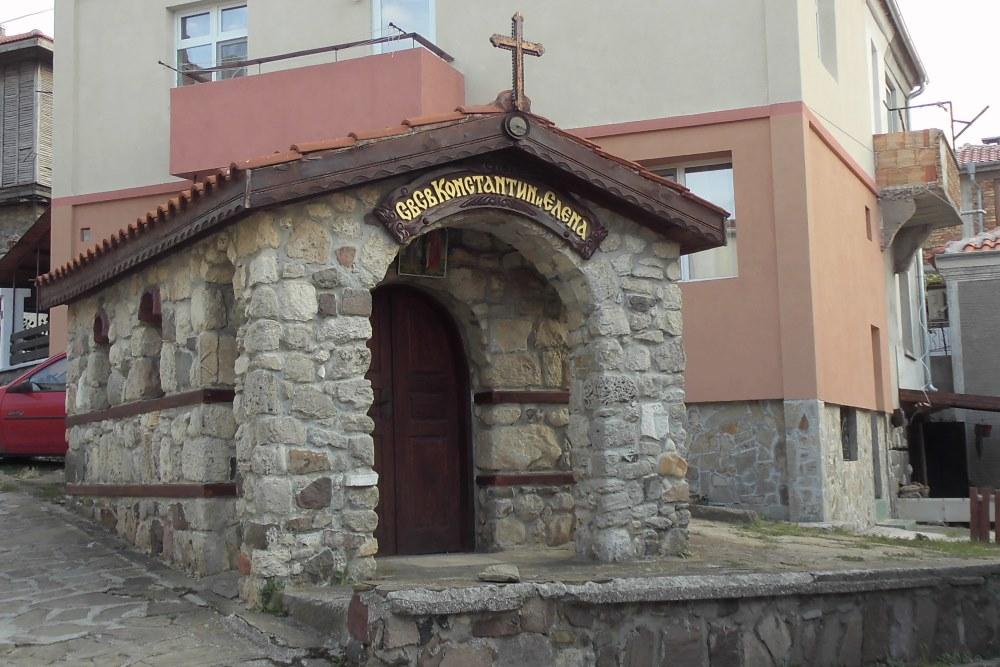 Sozopol - kaplica św. Konstantyna i św. Heleny