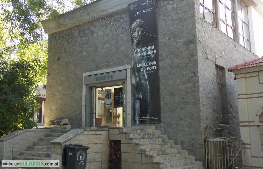 Sozopol - Muzeum Archeologiczne