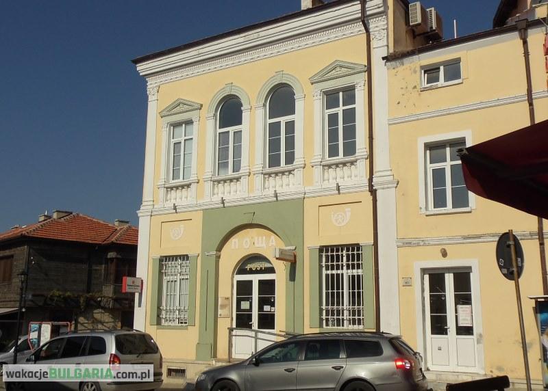 Sozopol - stare miasto - poczta