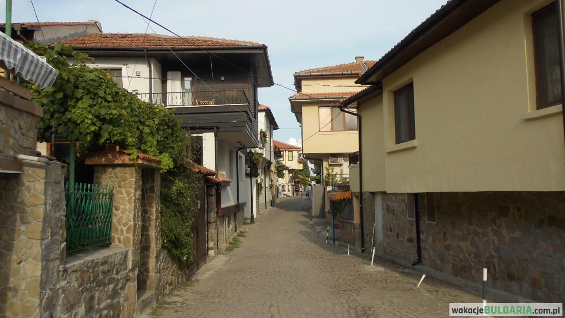 Sozopol - stare miasto