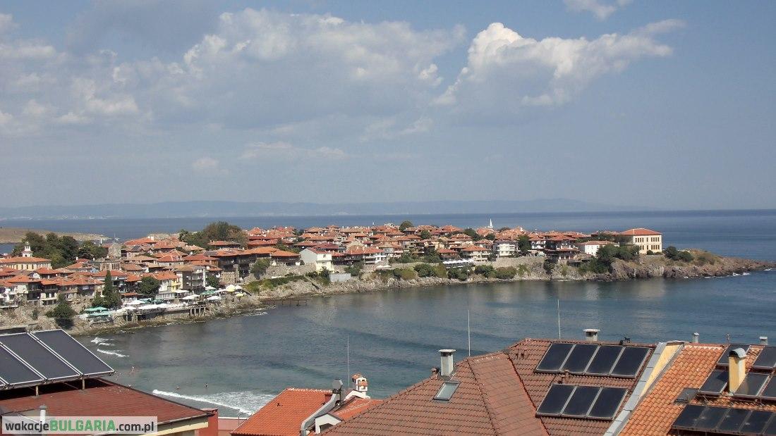 Sozopol – przewodnik turystyczny, atrakcje, noclegi, zdjęcia | Wakacje w Bułgarii